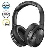 Mpow H17 Cuffie Cancellazione Rumore Attiva, Cuffie Bluetooth Con Ricarica Rapida, Autonomia 30 Ore,...