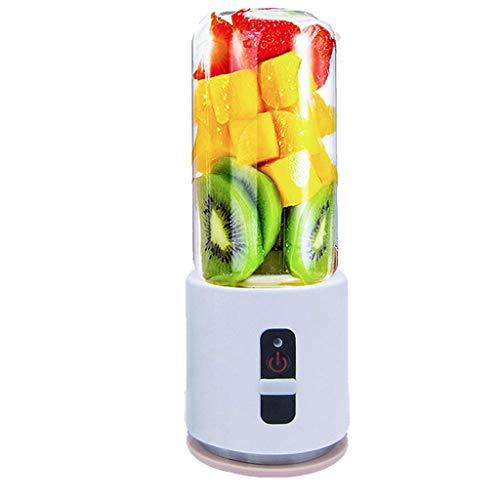 Barir USB Electric Portable Juicer Cup, Wiederaufladbare 380ml Hohe Kapazität Mixer, Obst, EIS, Gemüse, Mischmaschine