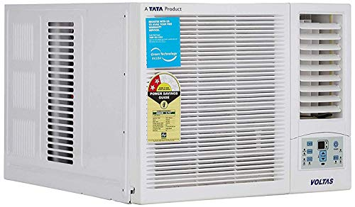Voltas 0.75 Ton 2 Star Window AC (Copper 102 EZQ White)