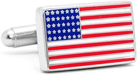 Civil War Union Flag Cufflinks