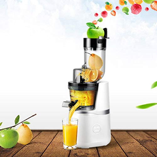 Buy Bargain QQAA Juicer,Nhousehold Multi-Function, Slag Juice Separation Juice Machine, Automatic Co...
