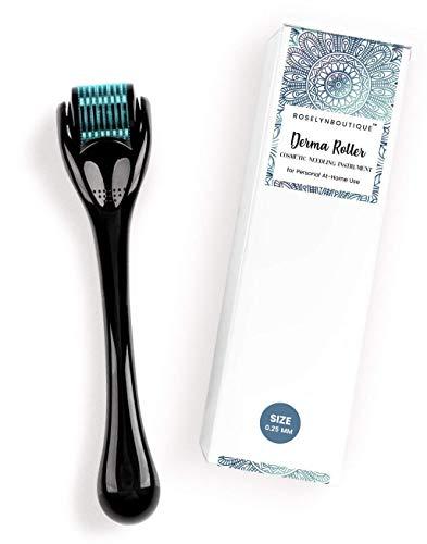 Rouleau Derma esthétique Instrument de beauté - 540 Titanium Microneedles.25mm