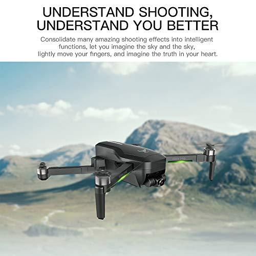 Goolsky ZLL Beast SG906 PRO 2 GPS RC Drohne mit Kamera 4K 3-Achsen Gimbal Brushless Motor 5G WiFi FPV Optische Durchflusspositionierung Quadcopter Wegpunkt Flug 1200m Kontrollentfernung 28min