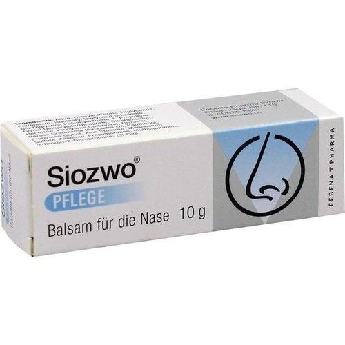 SIOZWO Pflege Balsam f.d. Nase 10 g