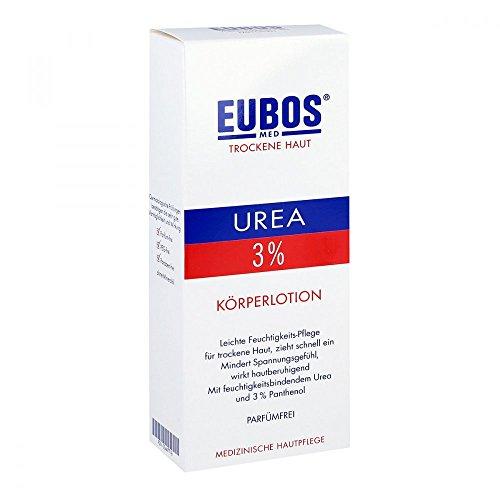 EUBOS TROCKENE Haut Urea 3% Körperlotion 200 ml