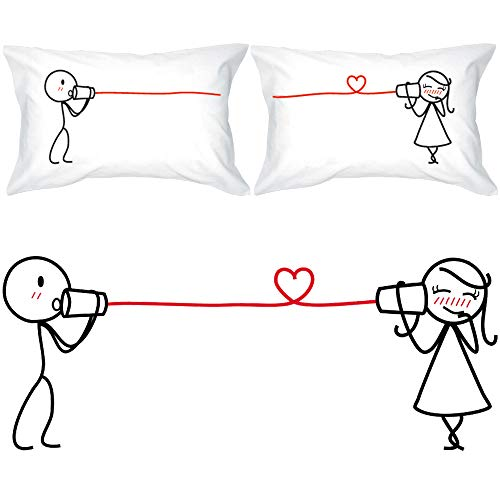 Couple Pillowcases