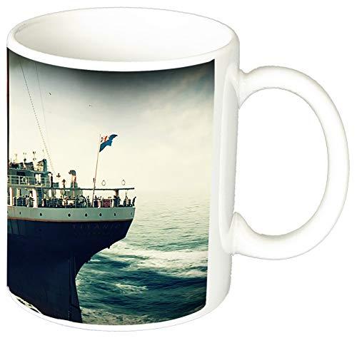 MasTazas Titanic Leonardo Dicaprio Kate Winslet A Tasse Mug