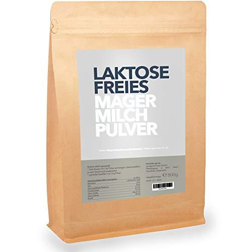 Mager-Milchpulver-Laktosefrei I MILCHEREI I Ohne-Milch-Zucker 800g