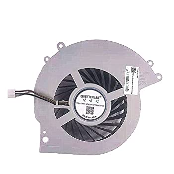 QUETTERLEE Replacement New Internal Cooling Cooler Fan for SONY Playstation 4 CUH-1200 PS4 CUH-12XX CUH-1200AB01 1200AB02 1215A 1215B Series(Note that it can only be used for CUH-1200 CUH-12XX series)