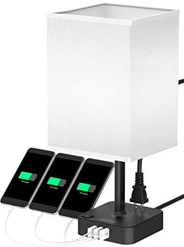 COZOO USB Bedside Table & Desk Lamp