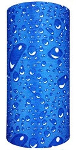 PRESKIN – drap, tissu multifonctionnel snood, écharpe-tube, cagoule, bandana, boucle, bandeau, ruban, col-écharpe moto   couleurs vives   Grand confort