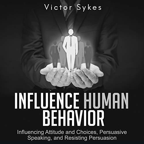 『Influence Human Behavior』のカバーアート