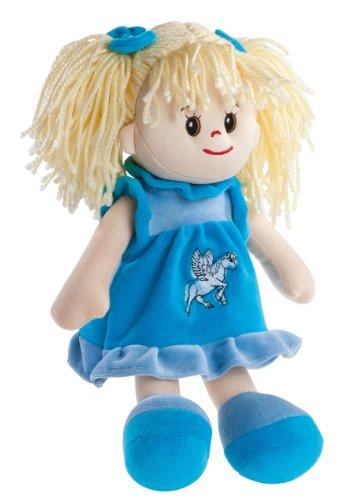 Heunec 471672 471672-Poupetta, Sindy, mit blonden Haaren