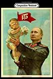 Composition Notebook: Funny Baby Trump Putin 2017 T Mug Journal/Notebook Blank Lined Ruled 6x9 100 Pages