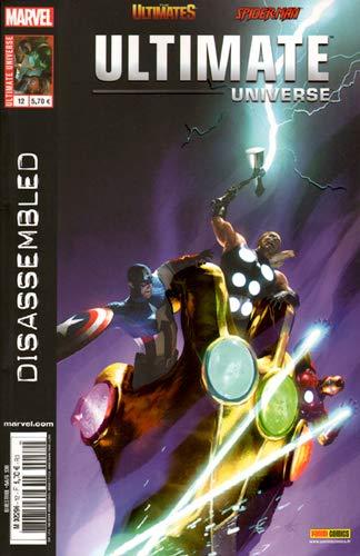 Ultimate Universe, N° 12 : Ultimate universe 12