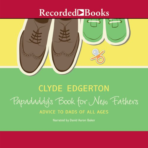 Papadaddy's Book for New Fathers audiobook cover art
