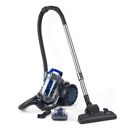 Beldray BEL0812-VDE Multicyclonic Pet+ Vacuum Cleaner with European Plug, 2.5 L, 700 W
