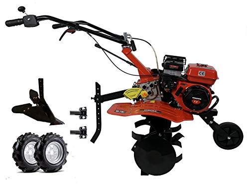 SAKAWA Motocultor Motoazada 7,5 CV Kit Accesorios