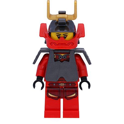 LEGO Ninjago Minifigur: Samurai X (NYA) - Das Jahr...