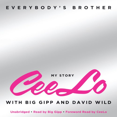 Everybody's Brother audiobook cover art