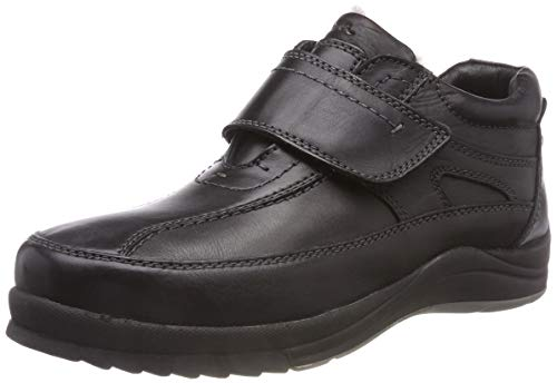 ara MARKUS, Herren Slipper, Schwarz (Black 01), 44 EU (9.5 UK)