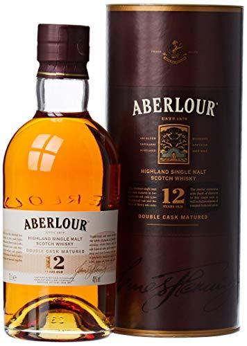 Aberlour 12 Ans Double Cask Malt Whisky 70 cl