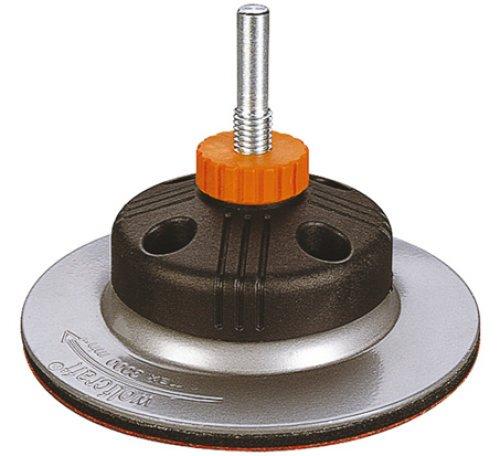 Wolfcraft 2211000 - Plato lijador para taladro fixoflex para discos de papel lija adhesivos no. 2213000-2225000, 2241000-2243000 (ce) ø 125 mm