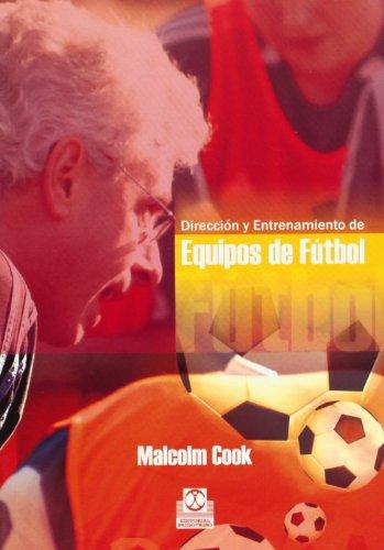 Dirección y entrenamiento de equipos de fútbol (Deportes)