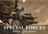 Special Forces Army Operations (Wall Calendar 2022 DIN A4 Landscape): Missions with the most advanced technology (Monthly calendar, 14 pages )