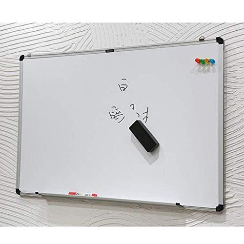 Nfudishpu Chalkboards Message Board Whiteboard Teaching Household Wall-mounted Erasable Magnetic Office, 3 Size