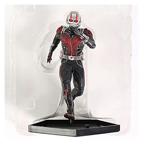 LIANGLMY Figur Abbildung Ant-Man Laufversion Action Figure Anime 1/10 Maßstab lackiertes Ant-Man PVC-Figur Spielzeug (Color : No Box)