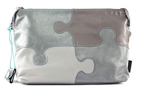 Gabs Angela Puzzle Shoulderbag Grey