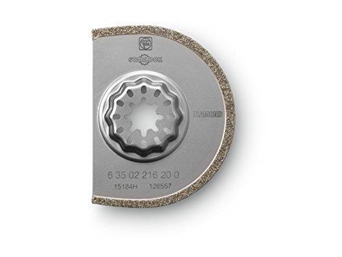Fein (Multimaster) 63502216210 Sägebl. SL segmentiert Diamant-Sägeblatt