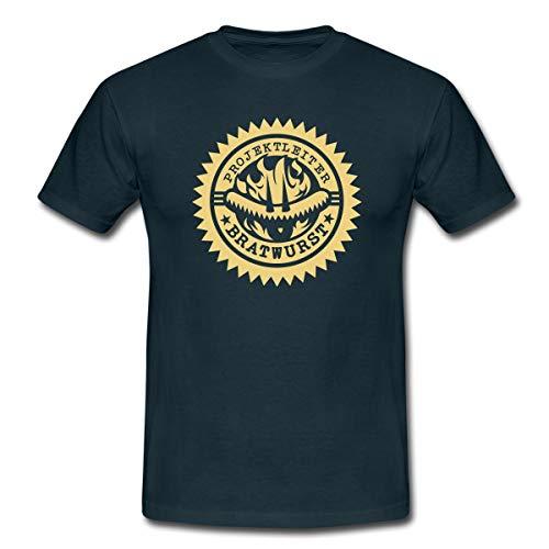 Projektleiter Bratwurst - Grill-T-Shirt