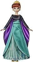 Disney Frozen Anna Aventura Musical - Muñeca Que Canta la canción Desde el corazón de Frozen 2 de Disney - Juguete de Anna