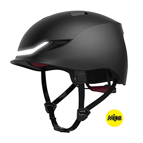 Lumos Matrix MIPS Helm Charcoal Black 2020 Fahrradhelm