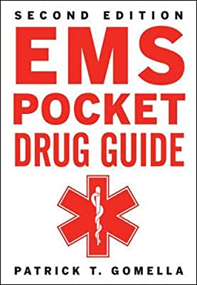 EMS Pocket Drug Guide 2/E by McGraw-Hill Education / Medical