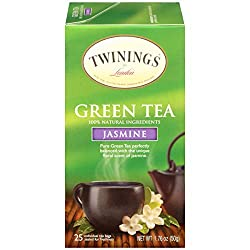 TGwinings Green Tea with Jasmine