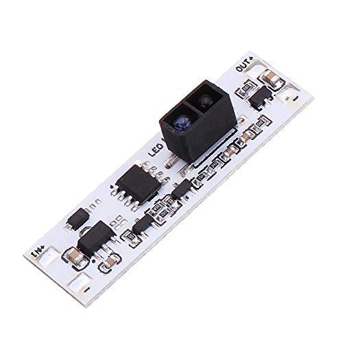 ILS - 3 stuks hand sweep golfsensor-schakelmodule voor 5V 12V 24V 72W kastlamp kast LED-lampen