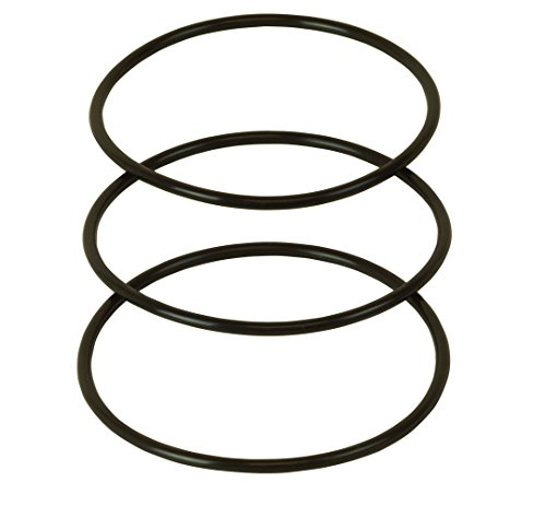 APEC Water Systems Set 3 Pcs 3.5 O.D. Replacement O-Ring for Reverse Osmosis Water Filter Housings