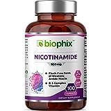 B-3 Nicotinamide 500 mg 100 Caps - Nicotinic Amide...