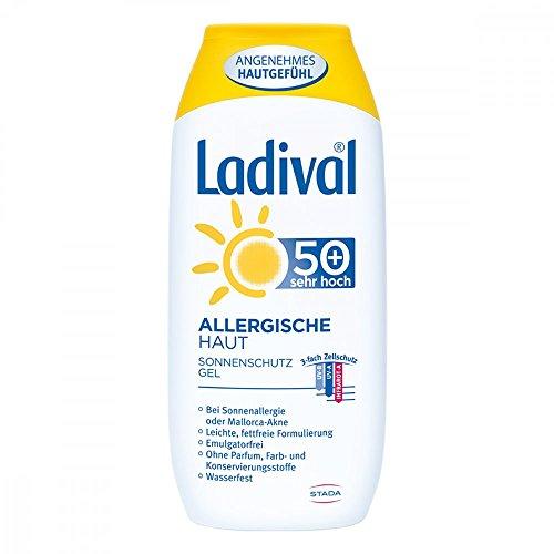 Ladival Allergische Haut Gel LSF 50+, 200 ml