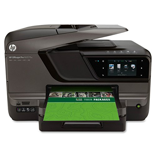 HP Officejet Pro 8600 Plus e-All-in-One Printer (Discontinued by Manufacturer) (Certified Refurbished)