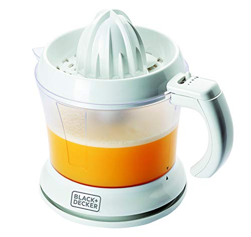 BLACK+DECKER Espremedor de Frutas Branco 220V CJ650