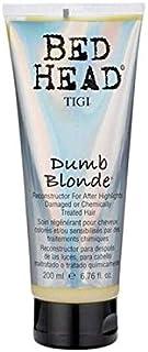 ティジーベッドヘッドダムブロンドコンディショナー(200)中 x4 - Tigi Bed Head Dumb Blonde Conditioner (200ml) (Pack of 4) [並行輸入品]