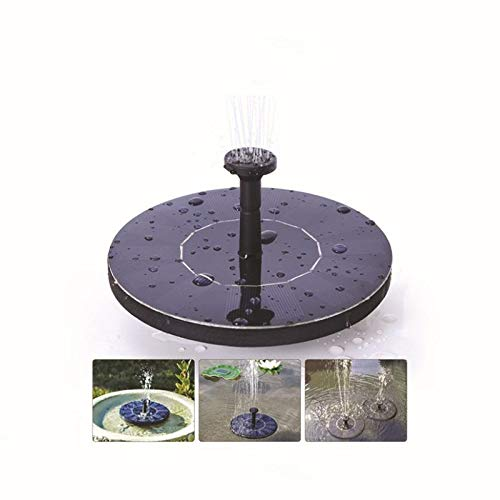 TQ 180L / H Solar Brunnen Solar Brunnen Garten Pool Teich Outdoor Solar Panel Brunnen Schwimm Brunnen Garten Dekoration