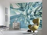 Komar 8-879 Photo Murale, 3D Grotte Cristal, 368cm x 254cm