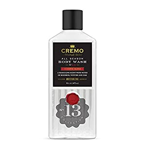 Cremo Rich-Lathering Reserve Blend Body Wash, An Elevated Blend with Notes of Kentucky Bourbon, Smoked Vetiver and… 1