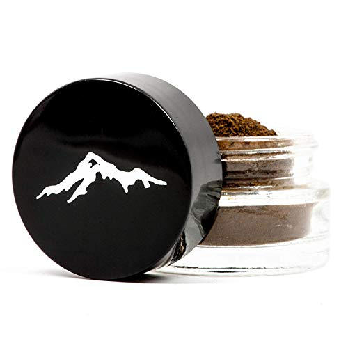 Pure Himalayan Shilajit, Top Grade Powder, Ayurvedic Rasayana Rejuvenation, Natural Source of Fulvic Acid, Includes Measuring Spoon - 10 gm / 0.35 oz (Pack of 1)