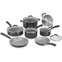 11-Piece Cuisinart Advantage Ceramica XT Non-Stick Cookware Set
